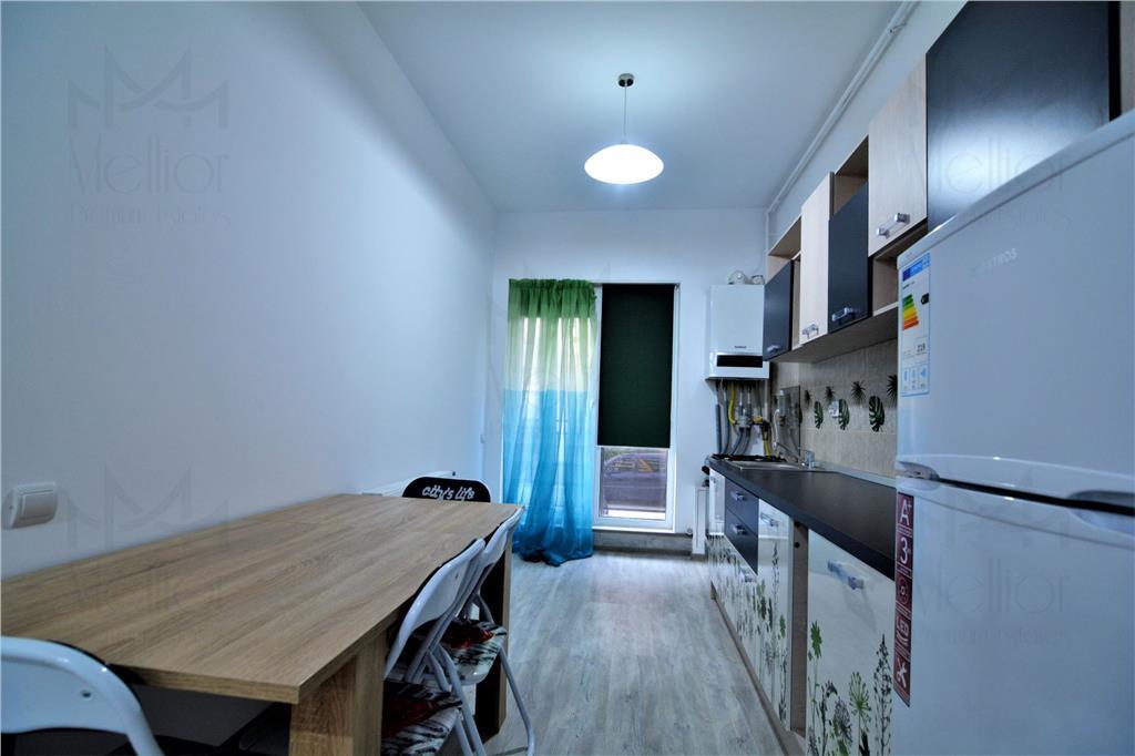 Inchiriez apartament frumos cu 2 camere + parcare, bloc nou, zona Iulius Mall!