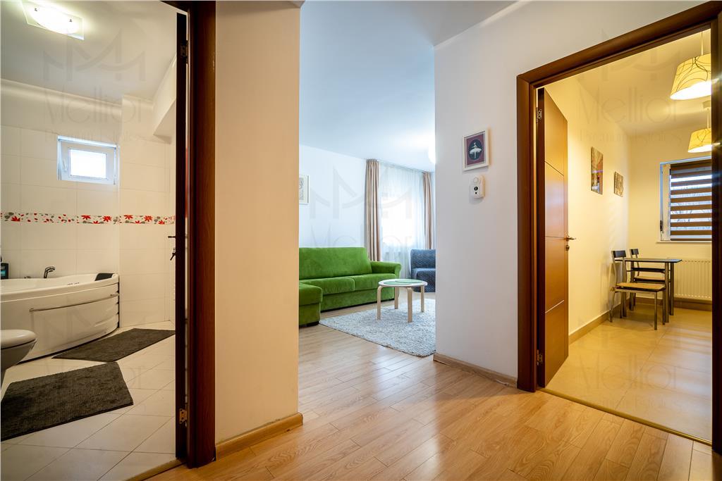 ✅Apartament superb cu 1 camera decomandat, 44 mp + gradina, parcare, Buna ZIua!
