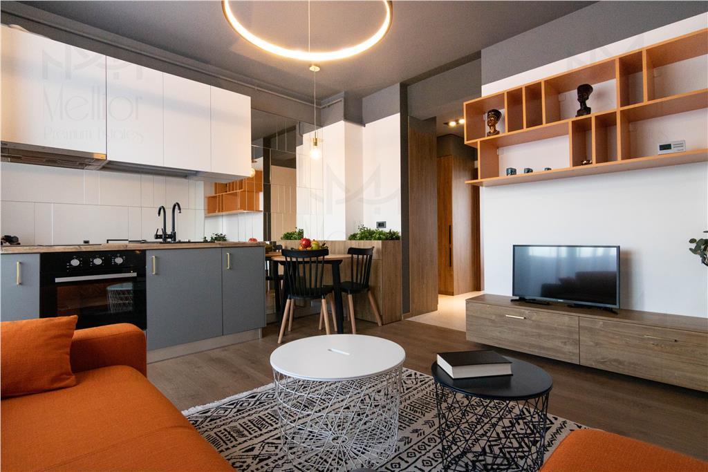✅** Apartament Premium cu 2 camere, parcare subterana, panorama, zona Semicentrala **