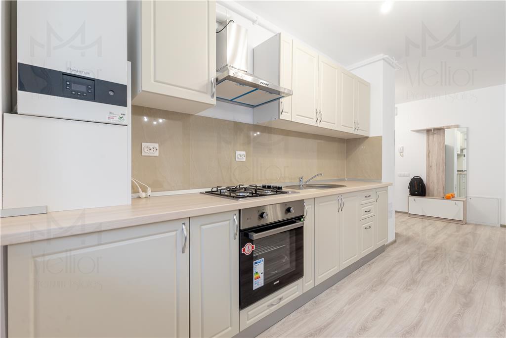 ✅ Apartament frumos cu 2 camere in bloc nou, garaj, prima inchirere, cartierul Europa!