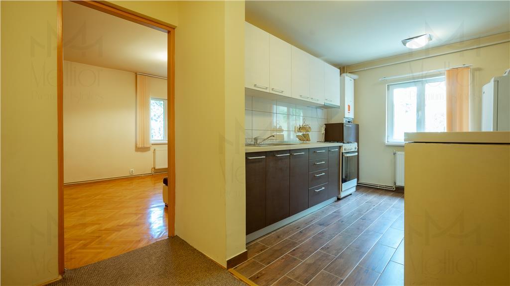✅ Apartament 3 camere decomandat 65 mp, cartierul Zorilor!
