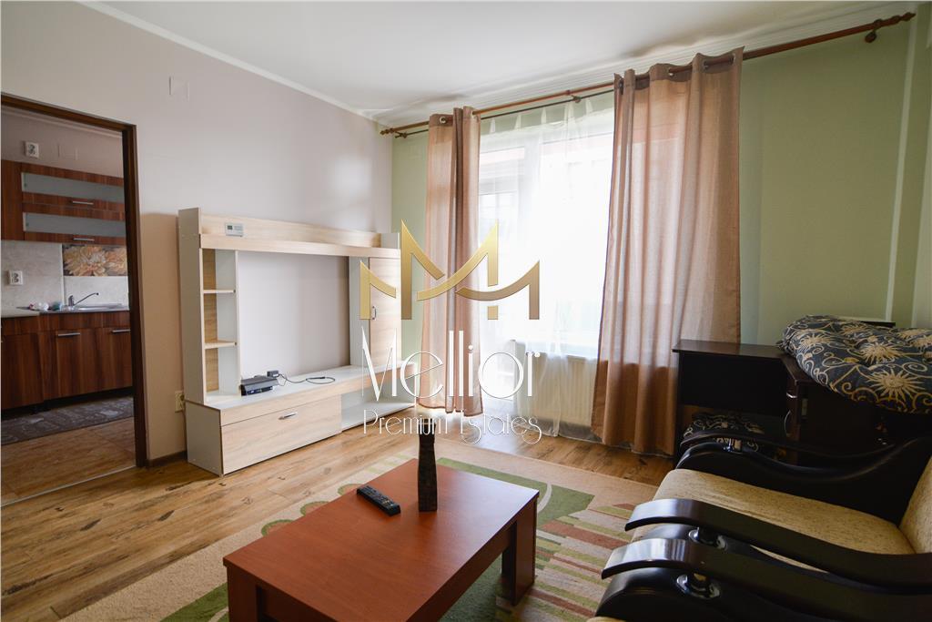 📌 Apartament cochet 1 camera | parcare | Borhanci