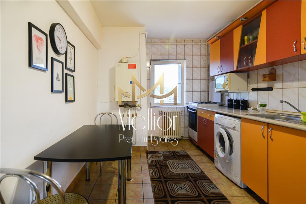 Apartament 3 camere decomandate   Manastur  