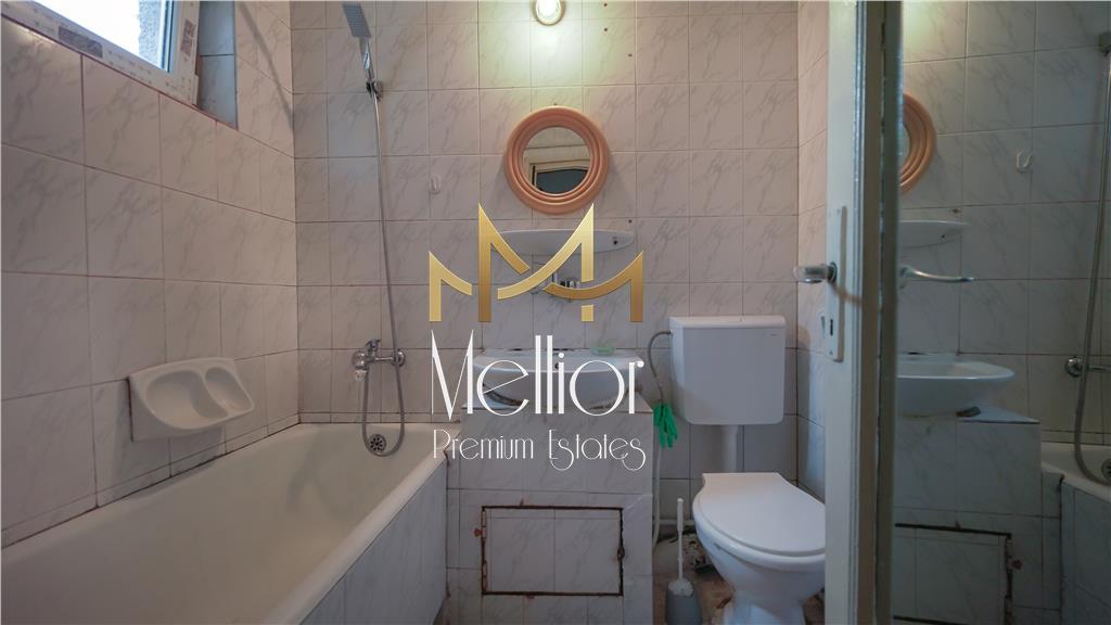 ✅ Apartament spatios cu 2 camere decomandate | 54 mp | cart. Manastur!