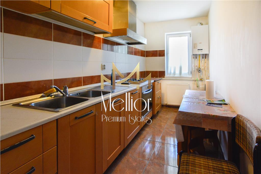 Apartament 2 camere decomandate | Manastur | 50 MP