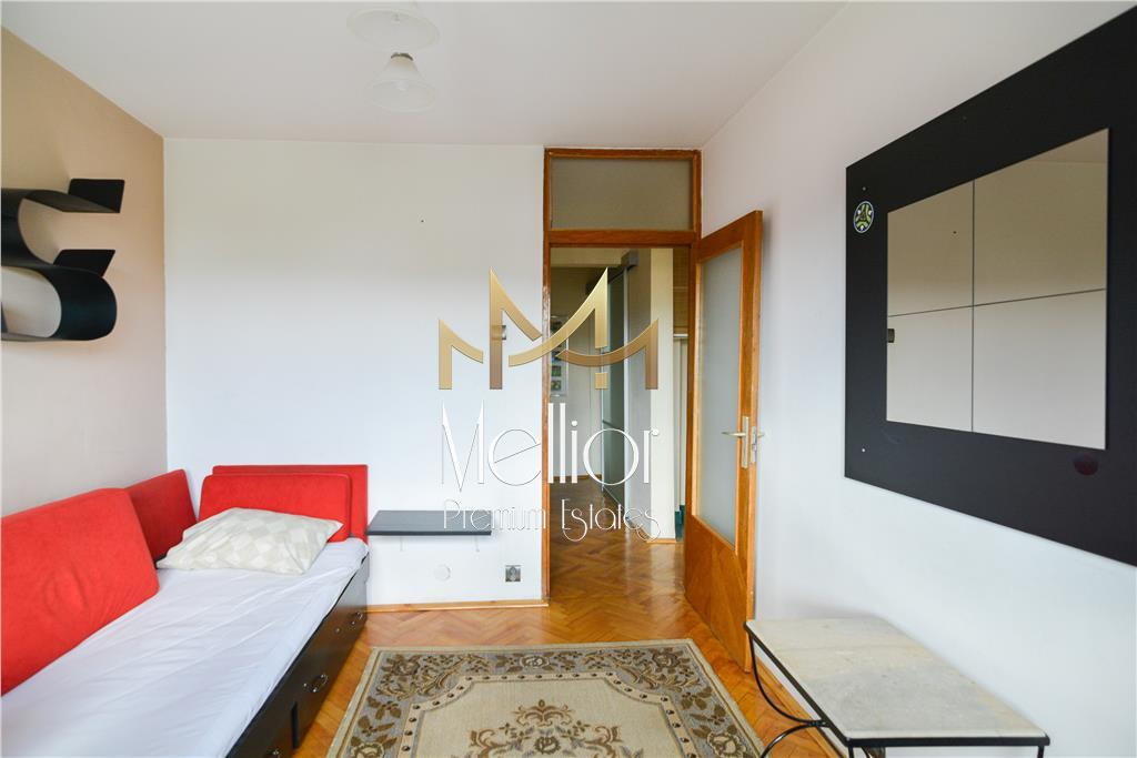 📌 Apartament cochet 3 camere decomandate | Intre Lacuri | garaj