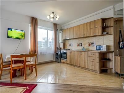 Apartament 2 dormitoare, parcare, Calea Turzii, zona OMV!
