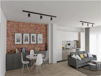 ** Apartament ultrafinisat cu 2 camere, zona Semicentrala, complex Scala Center **