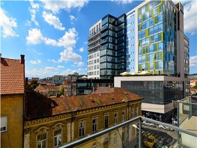 Apartament 2 camere decomandate, Centru, zona NTT Data!