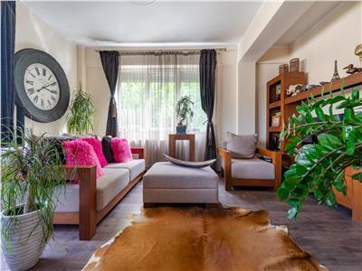 Apartament superb cu 3 camere 90 mp in Plopilor, zona Parcului Sportiv!