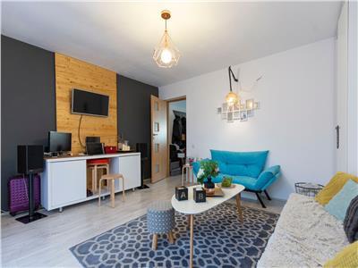 ✅** Apartament deosebit cu 1 camera, decomandat, Manastur, Frunzisului **