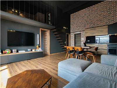 ✅** Apartament Premium pe 2 niveluri, panorama superba, zona Piata Mihai Viteazu **