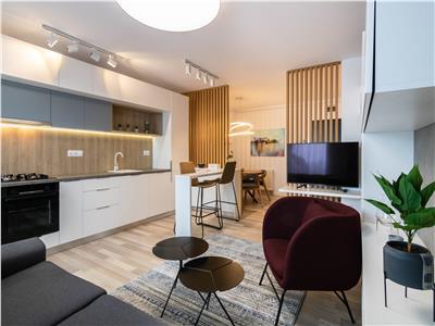 ✅** Apartament ultrafinisat cu 2 camere, parcare, Scala Center **
