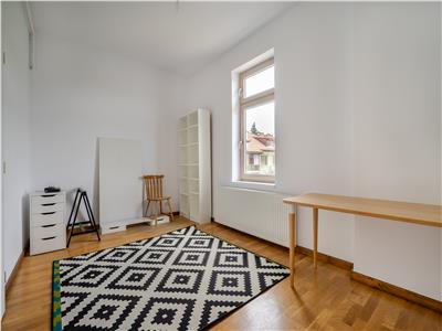 ✅ Apartament superb cu 3 camere, 80 mp in cladire Interbelica, zona Parcului Cetatuie!
