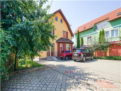 ✅ De inchiriat casa individuala cu 6 camere, 240 mp utili, 6 locuri parcare, ideala pentru birouri!