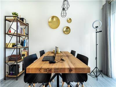 ✅ Apartament superb cu 2 camere, bloc nou, parcare, cartier Borhanci!