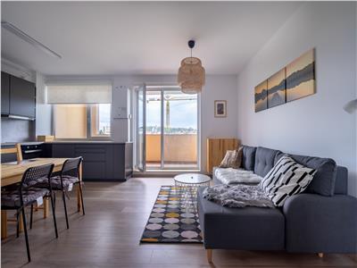 ✅ Apartament superb cu 3 camere, prima inchiriere, garaj subteran, zona Semicentrala!