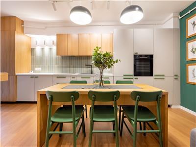 ✅ Design superb in apartament cu 3 camere, bloc nou, zona Semicentrala!
