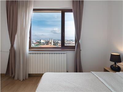 ✅** Apartament modern cu 2 camere, panorama spectaculoasa, Piata Mihai Viteazu **
