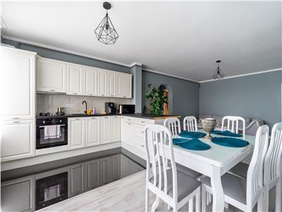 ✅ Apartament superb cu 3 camere, bloc nou, garaj, P-ta 1 Mai