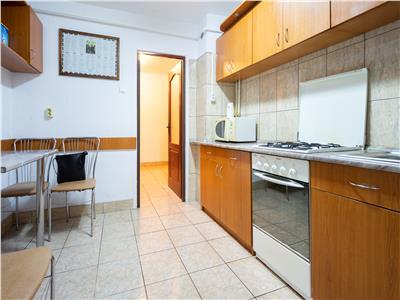 ✅ Apartament spatios cu 3 camere decomandate | 64 mp | bloc izolar| Manastur!