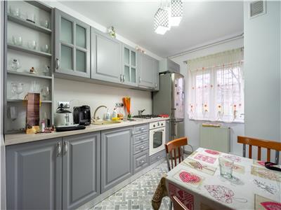 ✅ Apartament spatios cu 3 camere decomandat | 65 mp | bloc izolat | zona Kaufland!