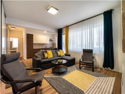 ✅ Apartament spatios cu 2 camere   bloc nou   parcare   cartier Buna Ziua!