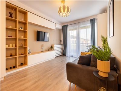✅ Apartament superb cu 2 camere | 56 mp | prima inchiriere | garaj | Grand Park!