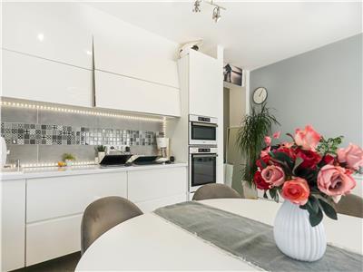 Apartament lux 3 camere, 60 mp, Borhanci!