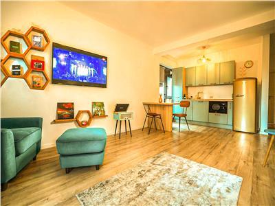 🔥 Apartament superb | art-deco | Buna Ziua | 2 camere | terasa ‼