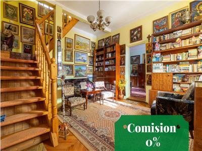 ✅ Comision 0%! Casa cu 5 camere | 120 mp | zona Semicentrala | Cluj-Napoca!