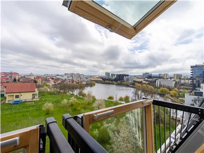 ✅ Apartament superb cu 3 camere | priveliste Lac | parcare | zona Iulius Mall!