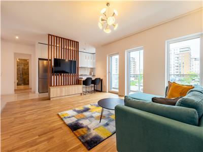 ✅ Apartament superb cu 3 camere   prima inchirere   100 mp   Lux   Buna Ziua!
