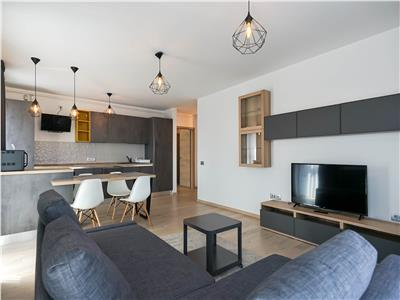 Apartament lux, 3 camere, garaj, zona FSEGA!