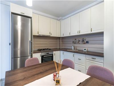 Apartament 2 camere, 50 mp + terasa 17 mp, parcare subterana, Iris!