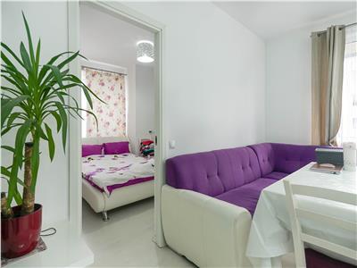 Apartament lux, 2 camere, parcare subterana, priveliste, Iris!