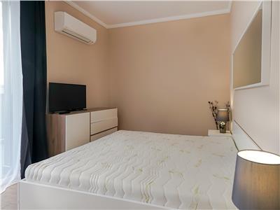 Apartament 2 camere, lux, terasa, parcare subterana, Central!