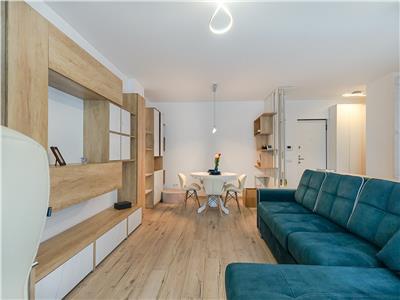 Apartament 2 camere, bloc nou, parcare subterana, Calea Turzii, zona OMV!