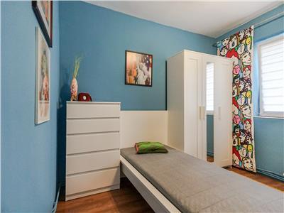 Apartament 3 camere, renovat, Grigorescu, zona Profi!