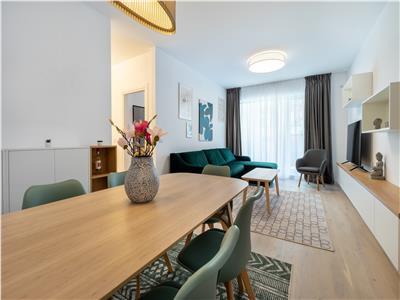 ✅ Apartament superb cu 2 camere   prima inchiriere   zona The Office!