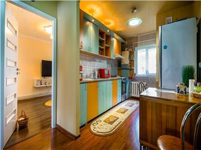 ✅ Apartament frumos cu 3 camere | decomandat | 65 mp | renovat | cartier Marasti!