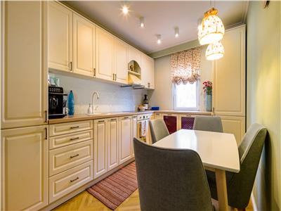 ✅ Apartament superb cu 3 camere | decomandat | complet renovat | zona Titulescu!